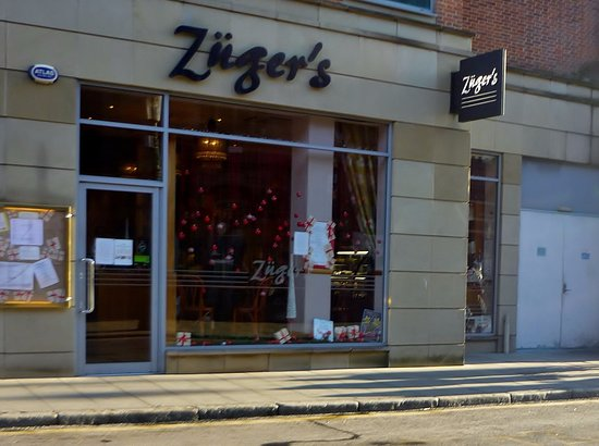 Zugers Tea Room