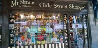 Mrs Benson's Traditional Sweet Shop Chester