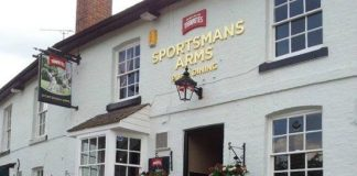 The Sportsmans Arms Tattenhall