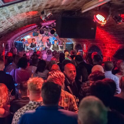 Cavern Club on Beatles Magical Mystery Tour