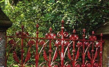 Strawberry Field Liverpool Gates